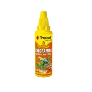 CHLORAMINA 30ml TROPICAL