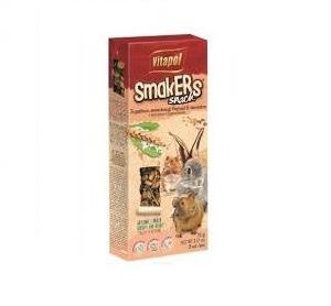 Smakers jogurtowo-mniszkowy dla gryzoni i królika 90g/2szt.