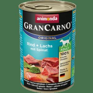 grancarno wołwina łosoś ze szpinakiem jusmar.eu