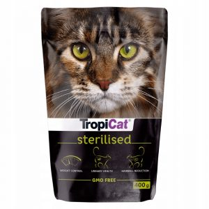 TropiCat Premium Sterilised 400g