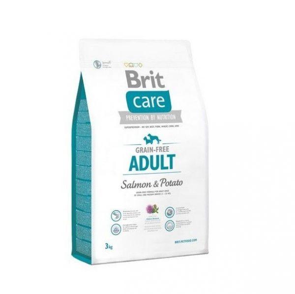Brit Care Adult Salmon&Potato 3kg