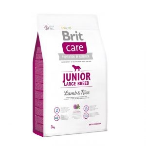Brit Care Junior Large Lamb&Rice 3kg