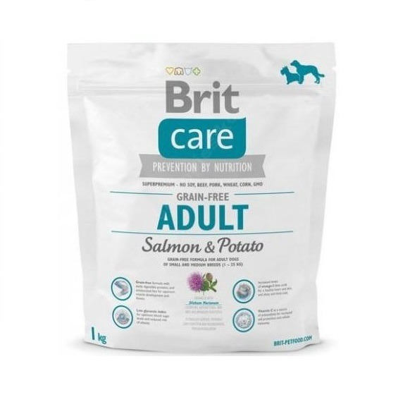 Brit Care Adult Salmon&Potato 1kg