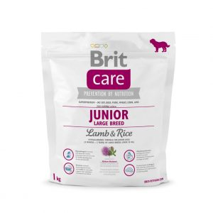 Brit Care Junior Large Lamb&Rice 1kg