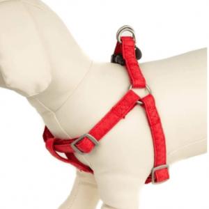 CROCI Szelki MyLord regulowane czerwone 120cm