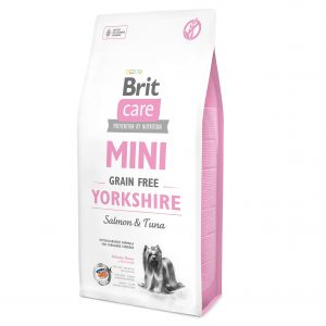 BRIT CARE MINI GRAIN-FREE YORKSHIRE TERRIER 2KG