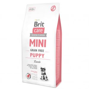 BRIT CARE MINI GRAIN-FREE PUPPY 2KG