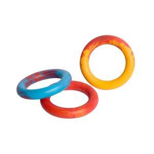 Gumowy ring o zapachu wanilii 16cm