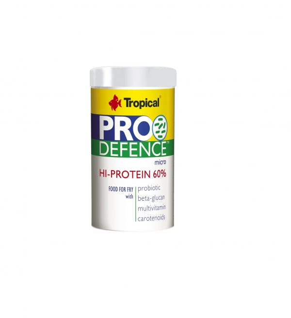 Tropical Pro Defence Micro (Powder) 100ml 60g