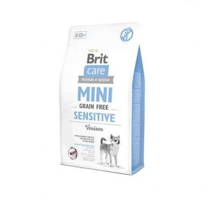 BRIT CARE MINI GRAIN-FREE SENSITIVE VENISON 2KG