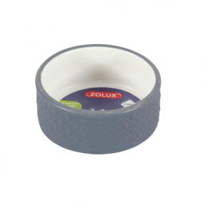 ZOLUX Miska ceramiczna MARGOT 100 ml SZARA