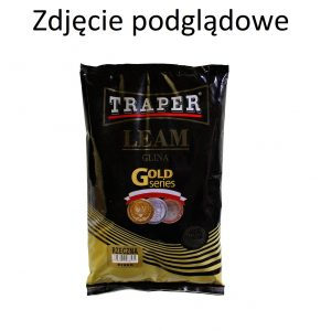 Traper Glina wiążąca czarna 2 kg