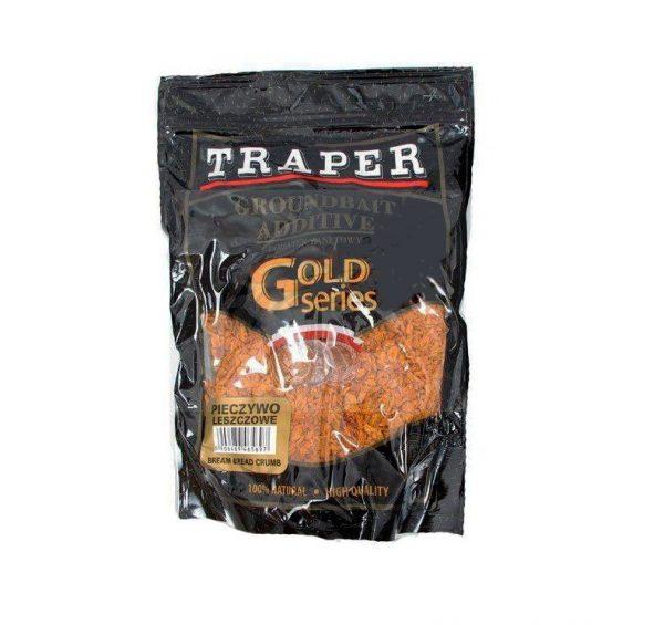 Traper Atraktor Gold pieczywo leszczowe 400g
