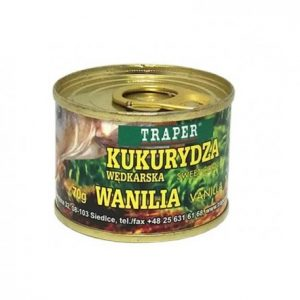 Traper Kukurydza Wanilia 70g