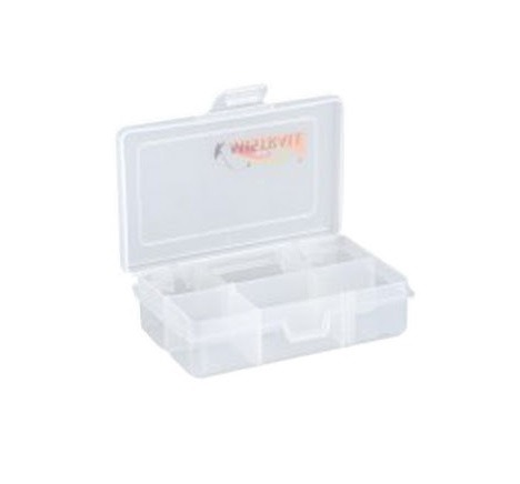 Mistrall Pudełko Na Gumy Przynęty Akcesoria AM-6101064