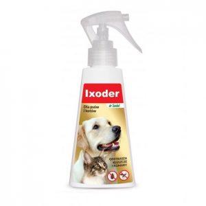 SABUNOL Ixoder odstrasza kleszcze i komary 100ml