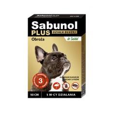 Sabunol Plus Obroża dla psów 50 cm