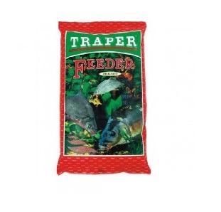 Traper Sekret Feeder Czerwony 1kg
