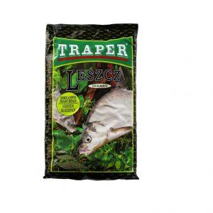 Traper Sekret Leszcz Zielony Marcepan 1kg