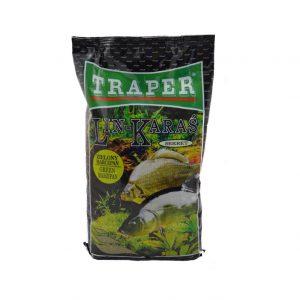 Traper Sekret Lin-Karaś Zielony Marcepan 1kg