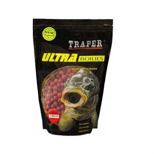 Traper Kulki ULTRA Truskawka 1kg