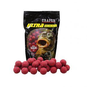Traper Kulki ULTRA 16mm Róża 1kg