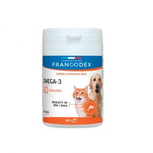 Francodex Omega-3 60 kapsułek