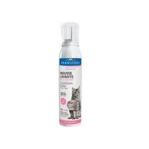 Francodex Pianka myjąca bez spłukiwania dla kota 150 ml