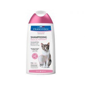 Francodex Delikatny szampon nawilżający dla kota 250ml