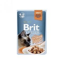 Brit Premium filet z indyka w sosie 85 g