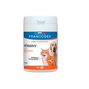 Francodex Witaminy 60 tabletek