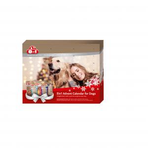 Kalendzarz Adwentowy 8in1 Premium dla Psa