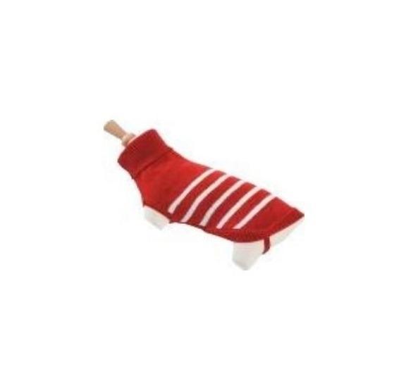 Zolux sweterek Pull Marin Rouge 40cm