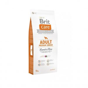 Brit Care Adult Medium Lamb & Rice 12kg