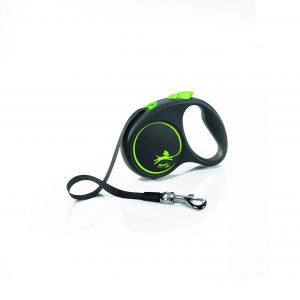 Flexi Black Design Taśma S 5m Czarno-zielona