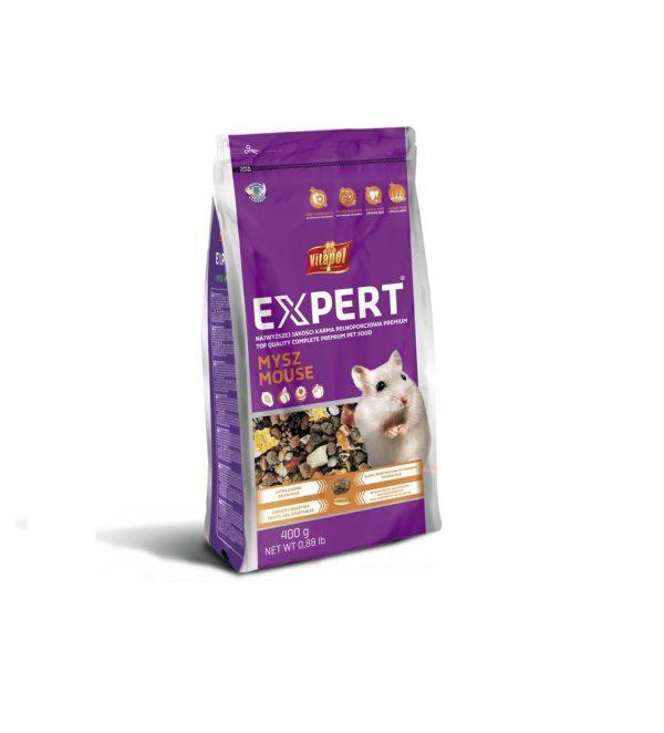 Expert karma pełnoporcjowa dla myszy 750g