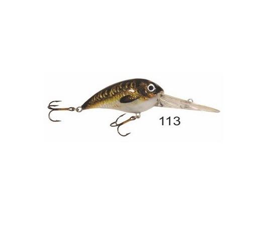 Mistrall wobler Bomber Diver 113 5cm 10g