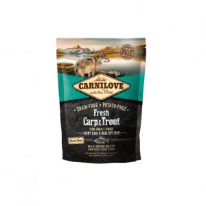 Carnilove Dog Fresh Carp&Trout 1,5kg