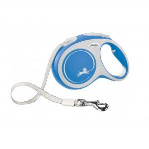 Flexi New Comfort Taśma L 5m niebieska